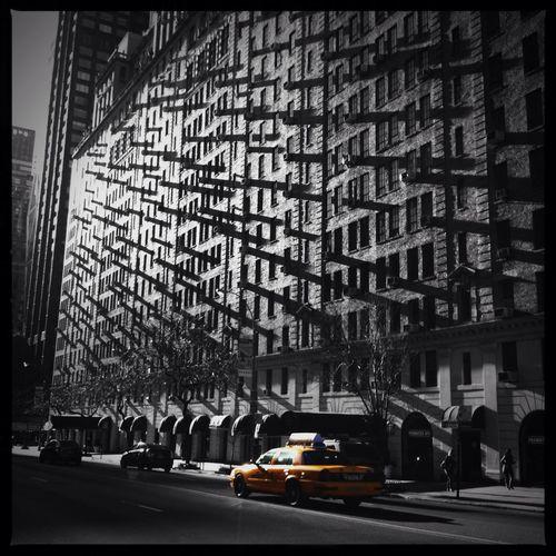 Walking around at West 57th at 9th Avenue Walking Around