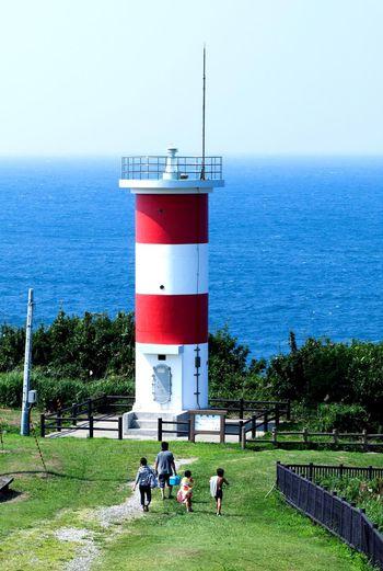 lighthouse.cape.family.summer.sea.
