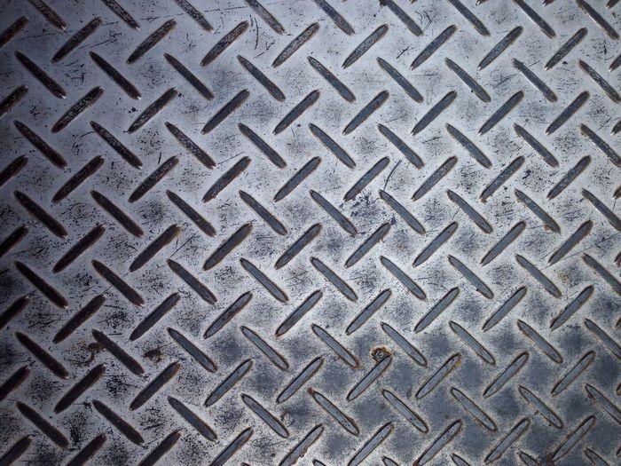 Full Frame Shot Of Sheet Metal