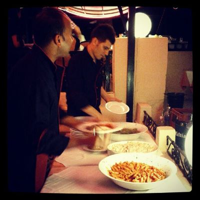 Tunig3da it's Pasta time Food