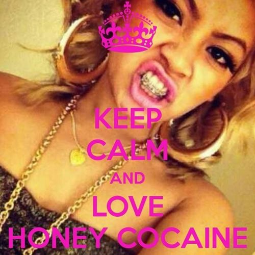Honeycocaine LK Luv Rapper