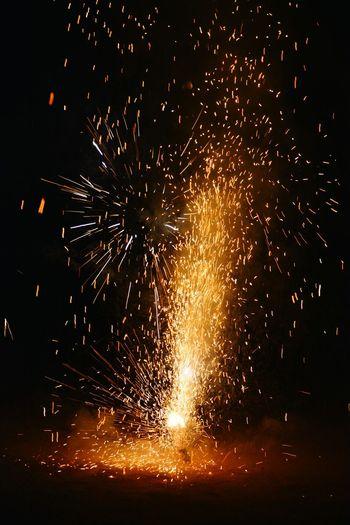 Fireball Motion