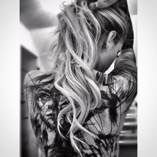 ??? Tattooedgirls Goodnight Beautiful Enjoy Life