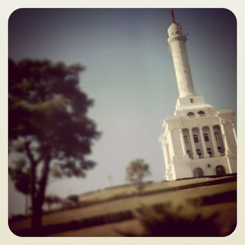First Santiago in America.. Blackberryphoto transfer to IPhone then to instagram Santigord Monumento