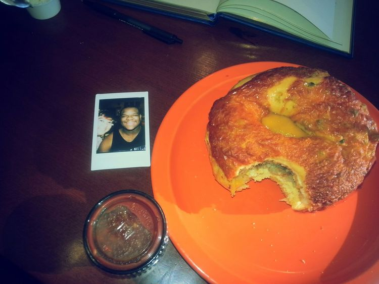 Picture of a picture Moments Polaroid Pictures Food Smile ✌ RePicture Friendship