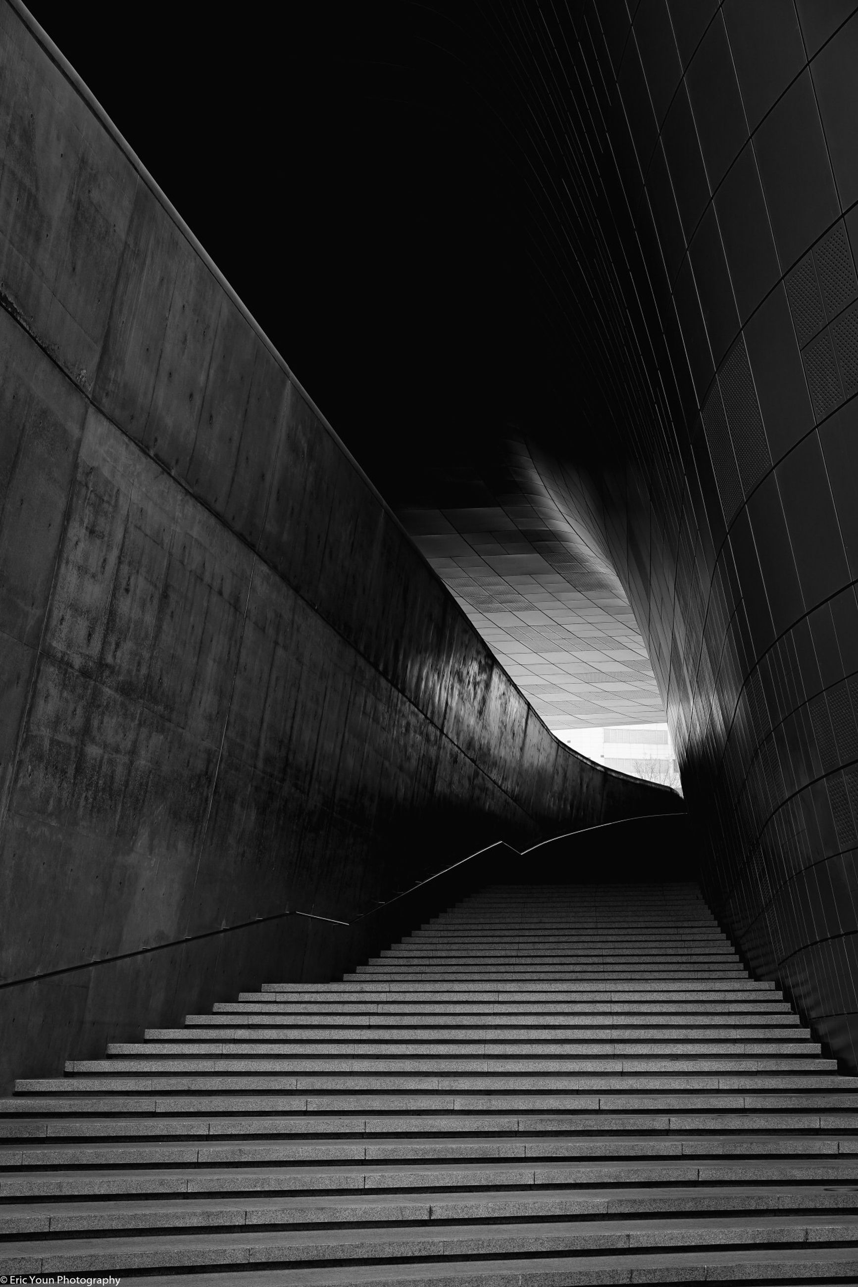 Amazing Architecture EyeEm Best Shots South Korea Sonyphotography Sonya7II Eye4photography  Seoul Architecture Blackandwhite Photography Architecture_bw This picture was taken in Seoul at the Dongdaemun Design Plaza.