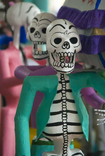 Carry On Craftsmanship  Day Day Of Death Skeleton Traditional Culture