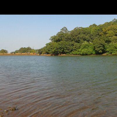 Matheran's lake...
