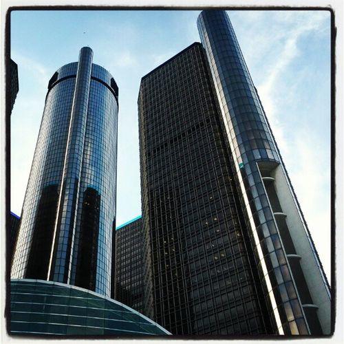 Detroitlove Detroit RenCen