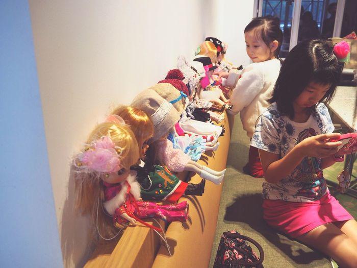 Pastel Power Hobby Doll Blythe Doll Dolls Girl Girls love dolls