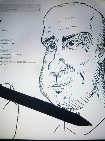 Test Surface Microsoft Tablet Pen Windows 10 Ntrig
