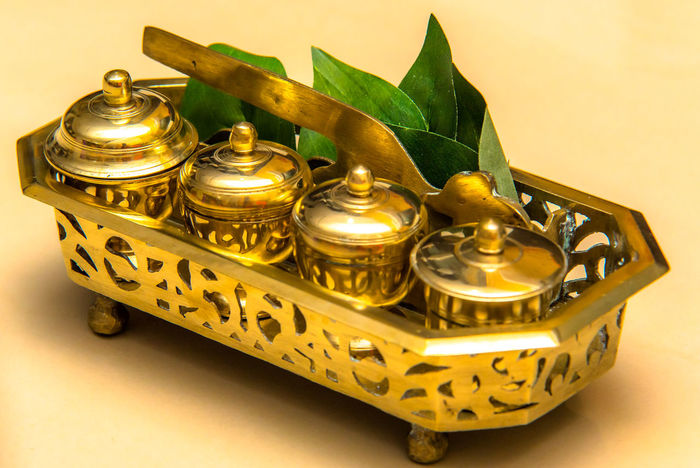 Antique Exotic Malay Handicraft Gold Colored Malay Wedding Culture Malayculture Malaysia Malaysia Culture And Lifestyle Metal Container Traditional Culture White Background First Eyeem Photo