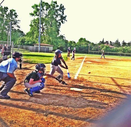 Baseball Game #12⚾⚾