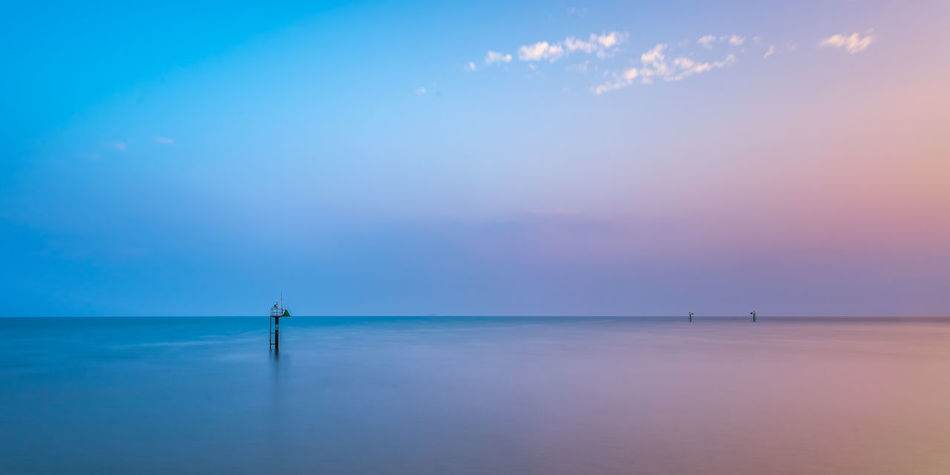 Scandinavian Style Scandi Calm Landscape_Collection Pink Backgrounds Beach Fine Art Photograhy Blue Day Eye4photography  Horizon Over Water Landscape Minimal Minimalism Nature No People Outdoors Pink Color Scenics Sea Seascape Sky Tranquil Scene Tranquility Water Waterfront Summer Exploratorium