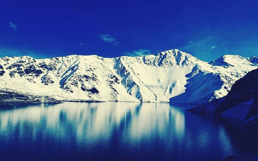 Embalse El Yeso First Eyeem Photo