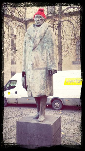 It's getting cold in cologne ☺ Fashion Politics Fashion Victim Street Fashion