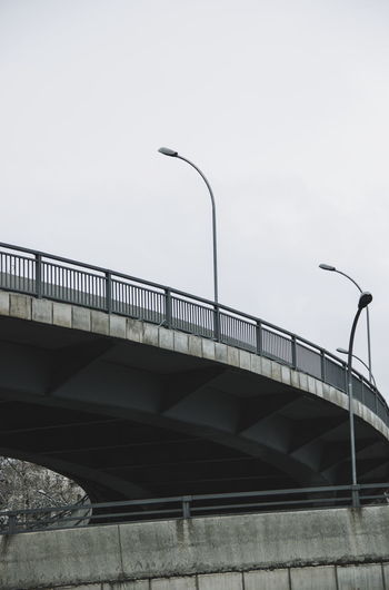 Highway Urban Bridge - Man Made Structure Low Angle View No People Built Structure Sky Day Outdoors Architecture The Graphic City Stories From The City Adventures In The City Modern Hospitality The Traveler - 2018 EyeEm Awards The Architect - 2018 EyeEm Awards A New Beginning