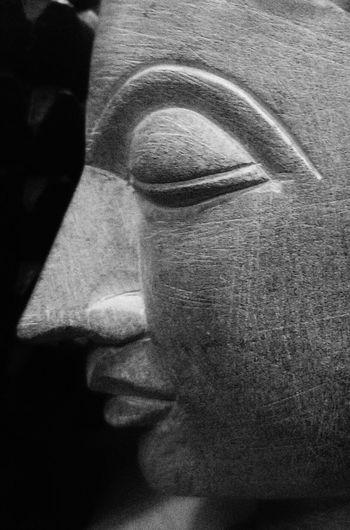 Buddha Buddha Face Buddha Statue Indoors  Lord Buddha Mighty Buddha