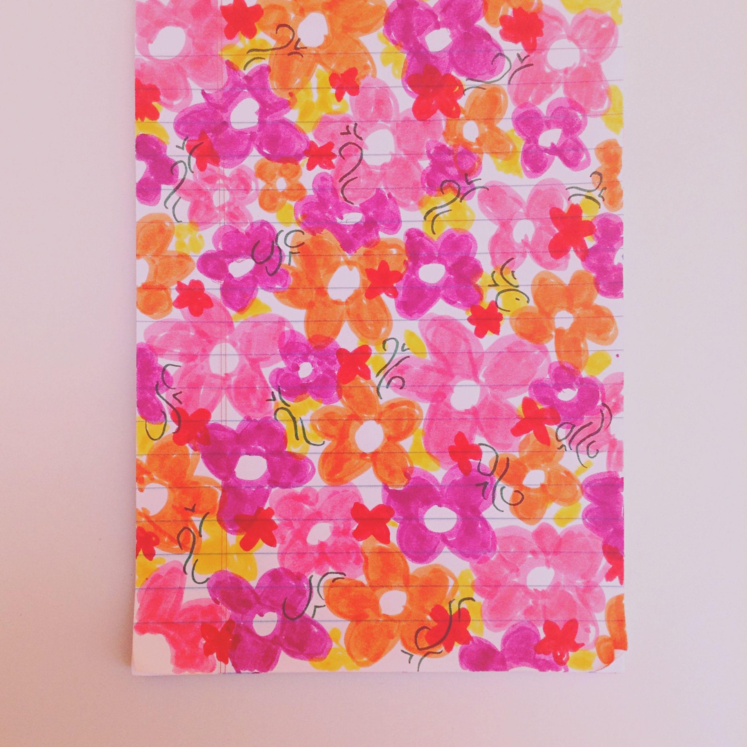 multi colored, flower, indoors, variation, fragility, colorful, freshness, decoration, close-up, petal, abundance, still life, pink color, auto post production filter, no people, yellow, high angle view, transfer print, wall - building feature, beauty in nature