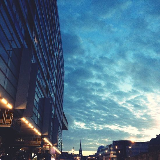 View From Gare Lille Europe Euralille Gare Lille Flandres Paroisse Saint Maurice EyeEmNewHere