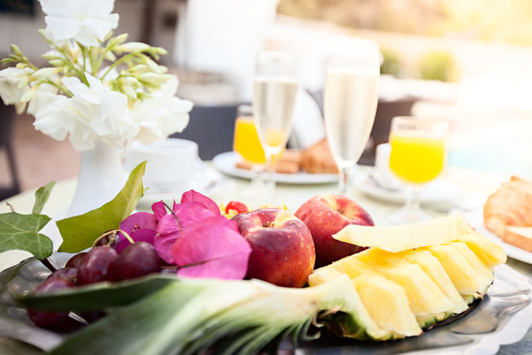 Breakfast Freshness Happiness Sunlight Brunch Goodlife Joy Sun