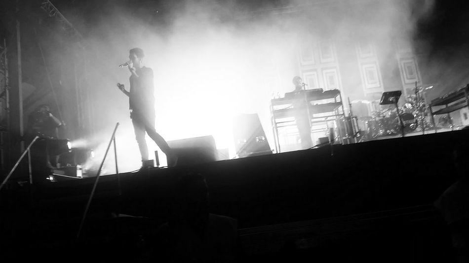 Dan Smith ♥ Bastille Exitfestival