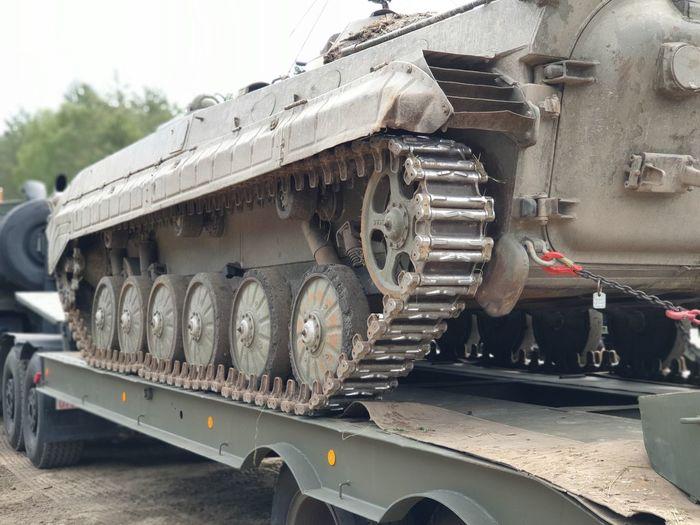 Locomotive Steam Train Train - Vehicle Land Vehicle Sky Close-up Travel Rail Transportation Railway Track Shunting Yard
