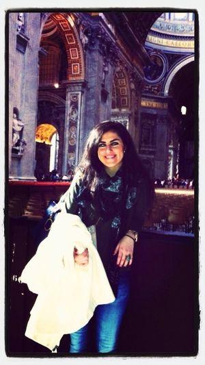 At Basilica Di San Pietro In Vaticano