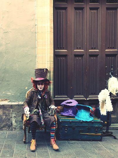 The Street Photographer - 2017 EyeEm Awards Sombrero Guanajuato IPhone