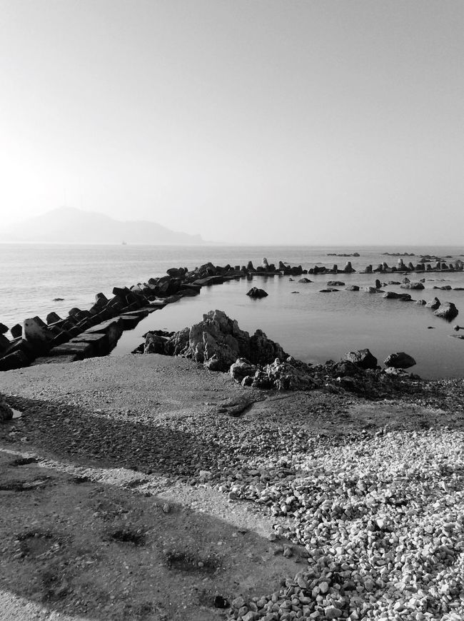 Underwater Photography 长岛 RobertEkbergTallberg Landscape Blackandwhite