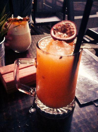 Cocktails x Enjoying Life x Hello World