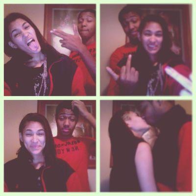 Me & Justin ^__^