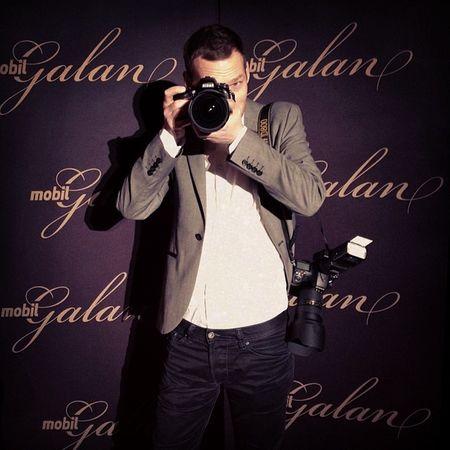 Galafotografering på Mobilgalan2013 @Berns! Fotografen Mobil