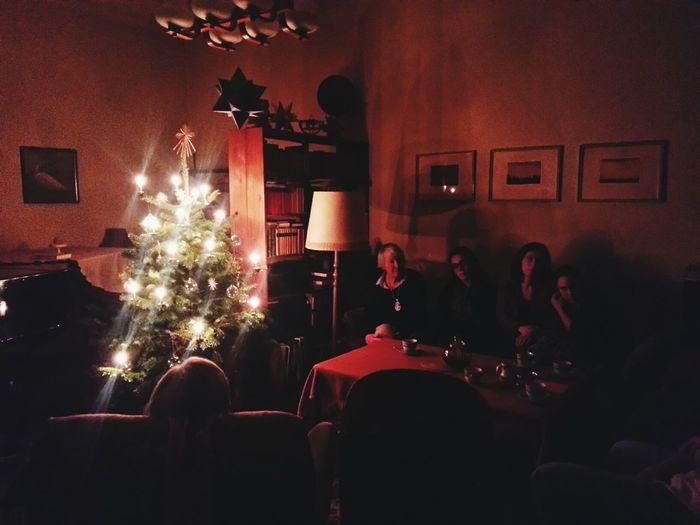 Weihnachten bei den Großeltern ♡