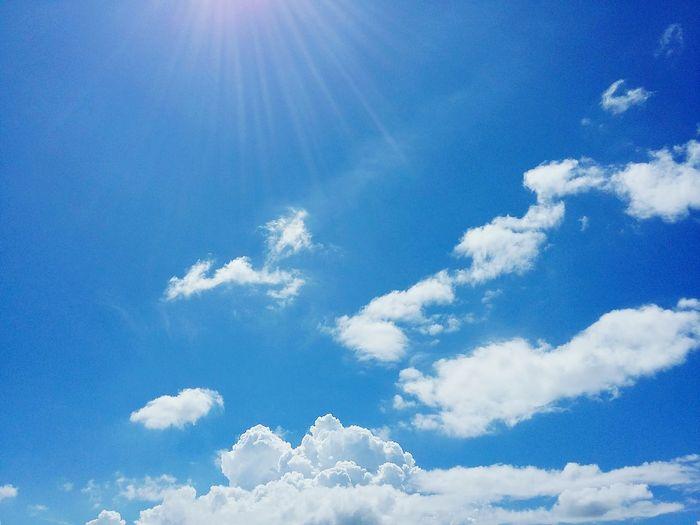 Sky Day Clouds Blue Sky First Eyeem Photo