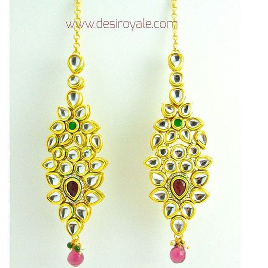 www.desiroyale.com Check out our Beautiful Goldplated Kundan Earrings upto 60%off Sale Freeshipping Desi Desiroyale Wedding Punjabi Picoftheday Photooftheday Indianbride Accessories Jewelry Buy Online  Shopping Desiweddings Burningman Anthropologie Indiansuit Diwali Rakhi Gift bride stones bridal instagood instacool