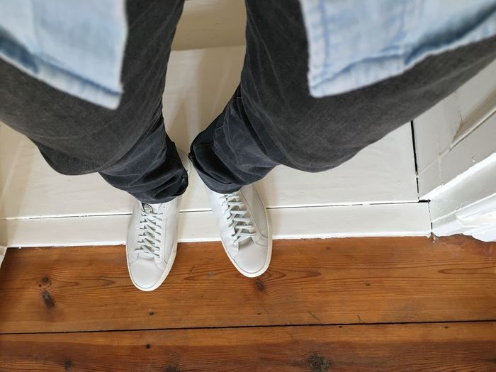 Floortraits Floor Sneakers Common Projects Shoes