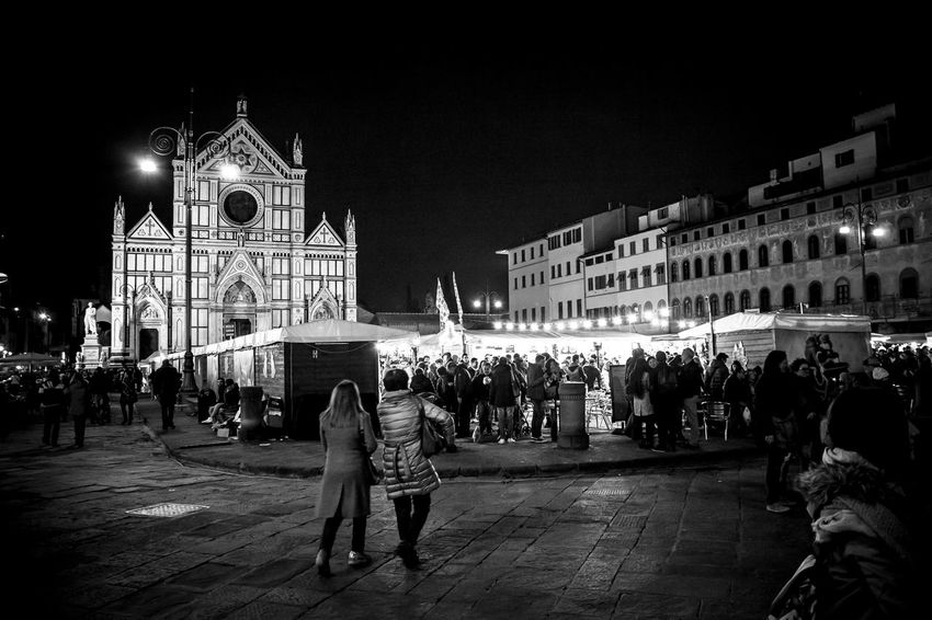 Christmas Duomo Di Firenze Firenze Great Atmosphere Piazza Della Signoria Santa Croce Cathedral The Street Photographer - 2015 EyeEm Awards Tuscany Uffizi Museum