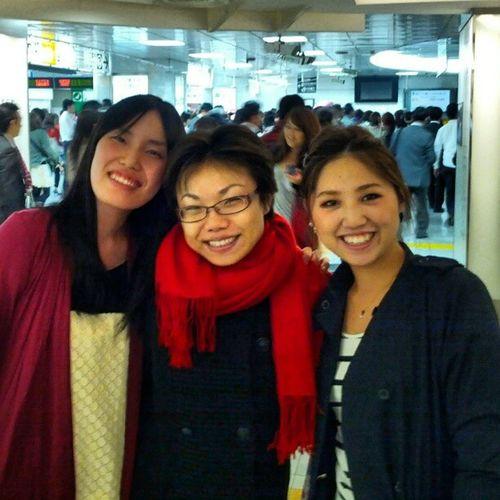 幼稚園から!!! Friends Forever❣ 新宿で遊んだ LongTimeFriends KindergartenFriends