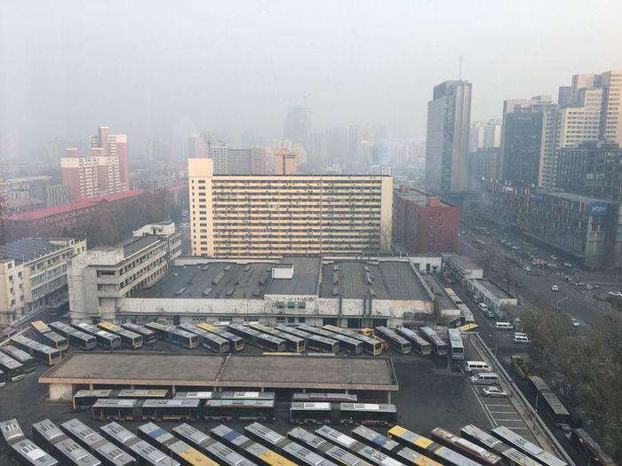 Beijing with