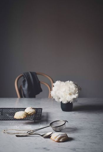 Table Tablescene Madeleines Madeleine Indoors  No People Food And Drink Food Pastry Pastries Baking Bakery Foodphotography Lifestyle Photography French Bakery  Homemadefood Baking Cookies Food And Drink Ready-to-eat Marble StillLifePhotography Still Life Photography Visual Feast Weekend TheWeekOnEyeEM Fresh On Market 2017