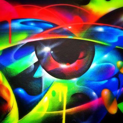 EyeEm :) Graff Art Graffiti Street Art San Francisco