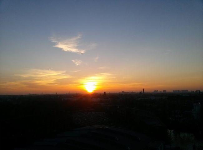 Sundown on Sundays At The Office in Berlin