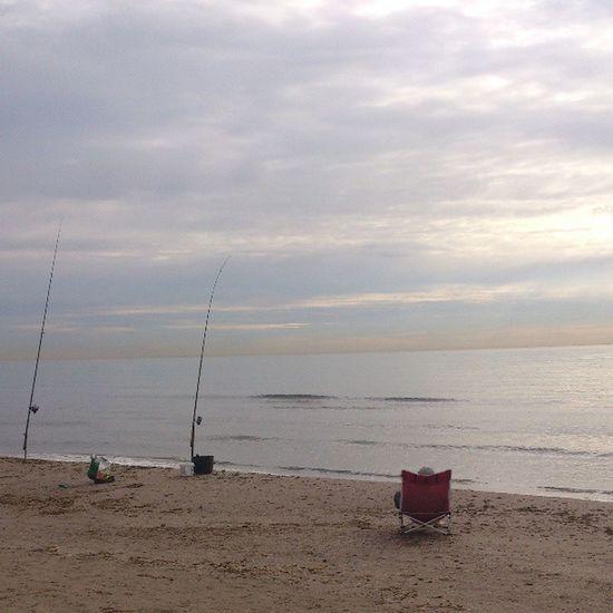 Playa Beach Mar Sea Pescador Fisherman Valenciagram Ig_captures Vivir_to2 Enfocae