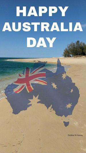 January 26 - Australia Day. Proud to call Australia, home. Australia Day Happy Australia Day! Queesland, Australia I Love A Sunburnt Country