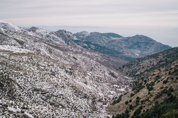 Sierra Nevada / Granada / Spain EyeEmNewHere Hiking Mountain Mountains Sierra Nevada Snow