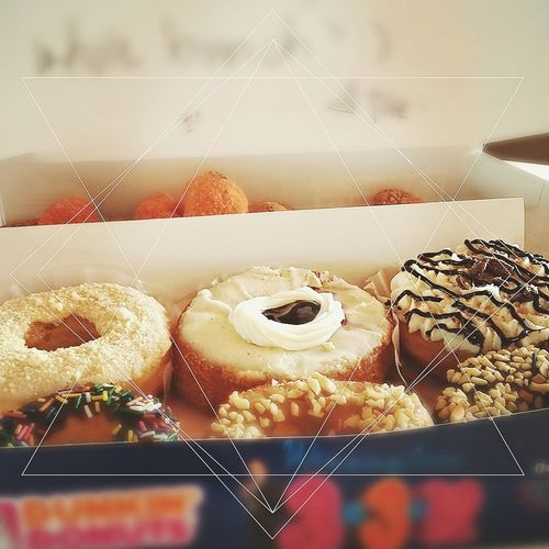 Yum Dunkin Donuts 6th Monthsary Food Love