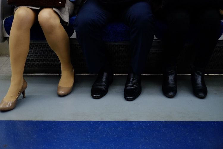 Foots Human Leg