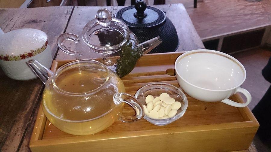 Tea Breakfast At Cafe Kiel Cafe Resonanz Relaxing Teatime Green Tea Cafe Cafe Time