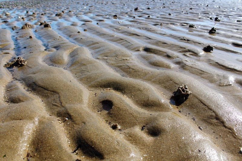 Margate beach. Beachphotography Beach Sand Sandy Beach Waves In The Sand Kent England United Kingdom Abstract Photography No People Sand Pattern Nature Photography Nature Lover Nature Textures Textures And Surfaces Close-up